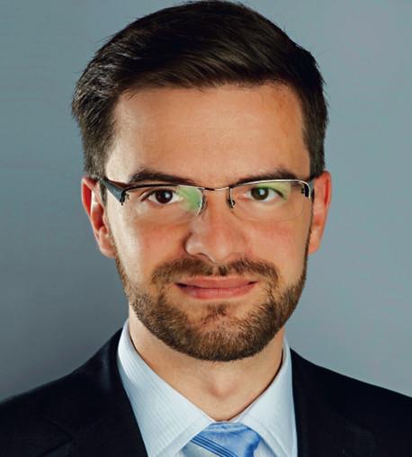 Witold Chomiczewski, radca prawny i wspólnik w kancelarii Lubasz i Wspólnicy