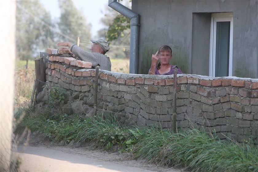 Sąsiad zamurował wieś!