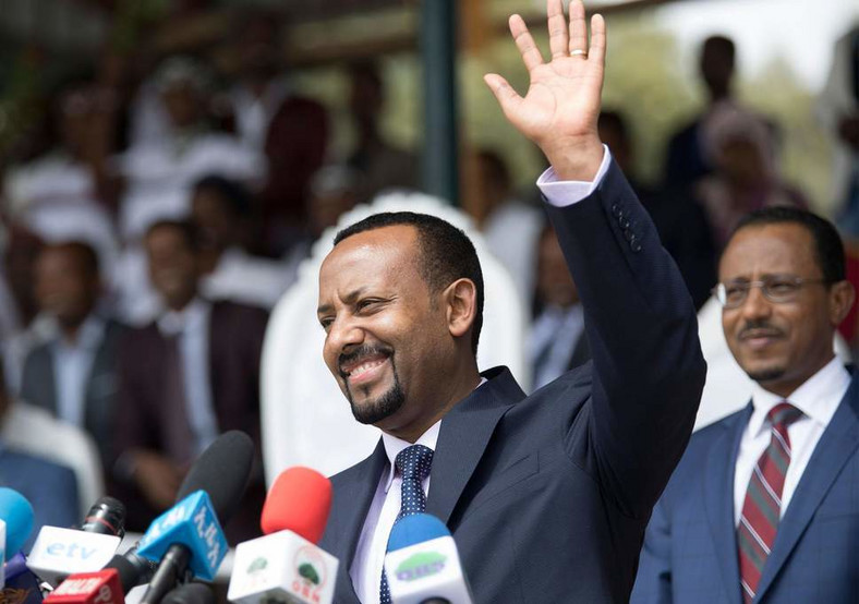 Ethiopian Prime Minister Abiy Ahmed (Twitter)