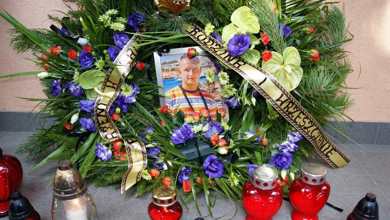 Paweł Tomasik zmarł cztery lata temu