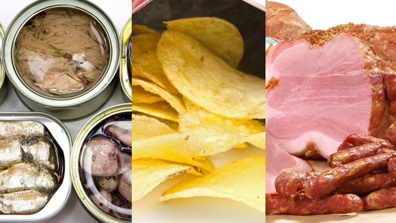 Te produkty lepiej wykluczyć z diety! Mogą przyczyniać się do rozwoju nowotworów