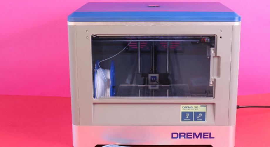 3D-Drucker Dremel 3D20 im Test: Auspacken und loslegen