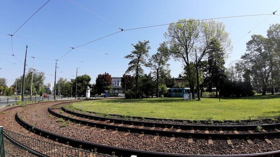 Linia tramwajowa Cichy Kącik - Azory
