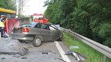 Śmierć na drodze. Auto zderzyło się z autobusem