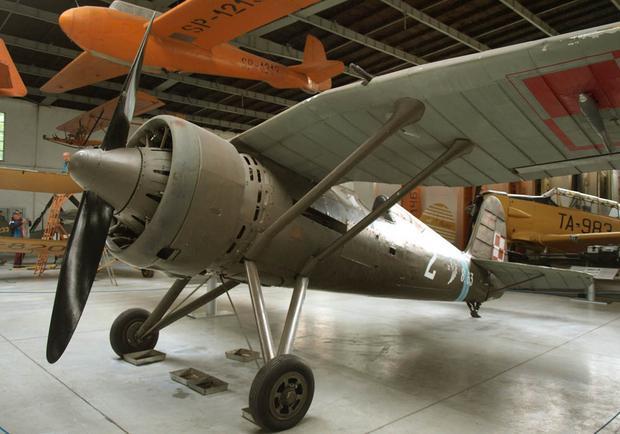 Kraków, Muzeum Lotnictwa Polskiego