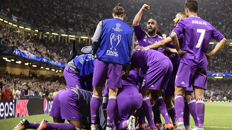 18f896d3f Juventus Turyn – Real Madryt: oceny piłkarzy za finał Ligi Mistrzów 2017 -  Liga Mistrzów