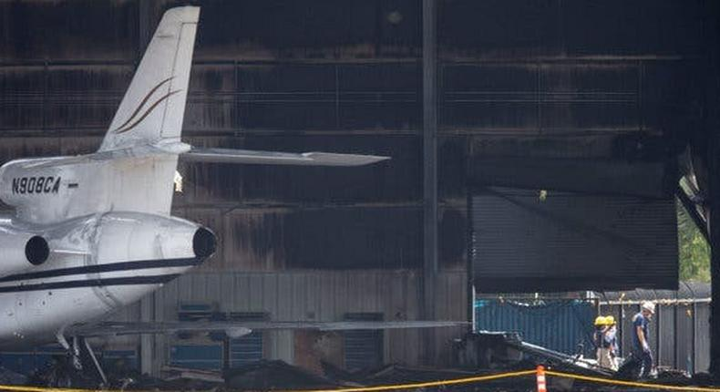 'There were huge flames': Family of 4 among 10 victims of Texas plane crash