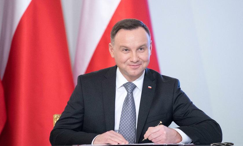 Andrzej Duda podpisał nowelizację ważnej ustawy