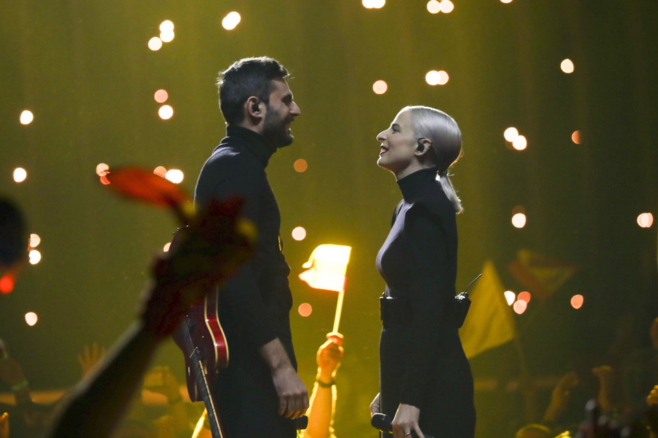 "Francja - Madame Monsieur – ""Mercy"""