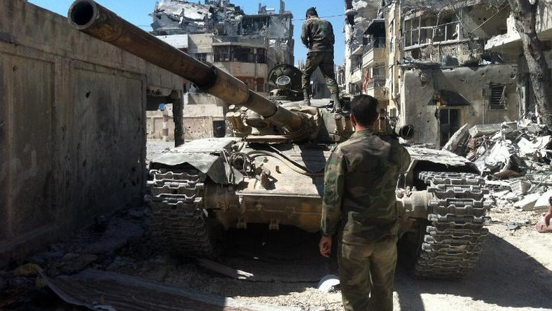 Czy Syria zgodzi się na propozycję ONZ?