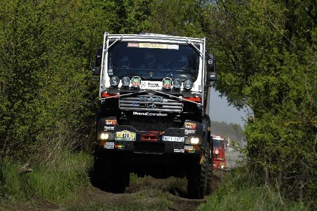 Wystartował rajdowy cykl Dakar Series