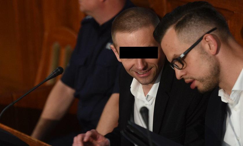Rozpoczęło się przesłuchanie Marcina P. Kogo wsypie oszust?