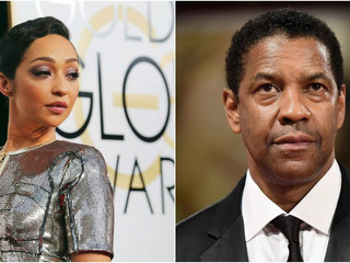 Ruth Negga i Denzel Washington.