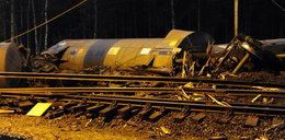 Wykolejony pociąg zablokował trasę Śląsk – Porty