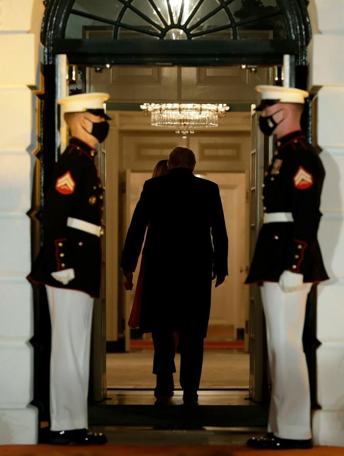 Trampovi se vraćaju u Belu kuću