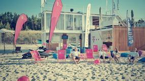 Plażowanie na różowo
