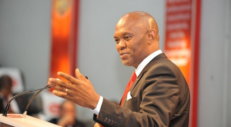 Nigerian billionaire, Tony Elumelu, is taking the message of Africapitalism to Japan