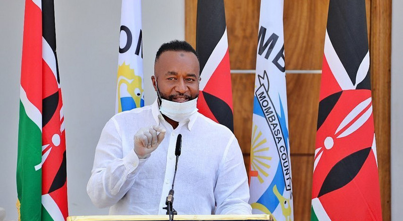 Mombasa residents to be tested by force for Coronavirus- Governor Joho