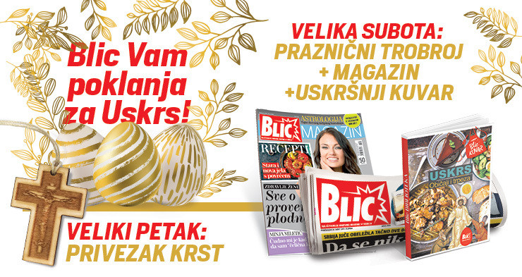 "Poklon uz ""Blic"""