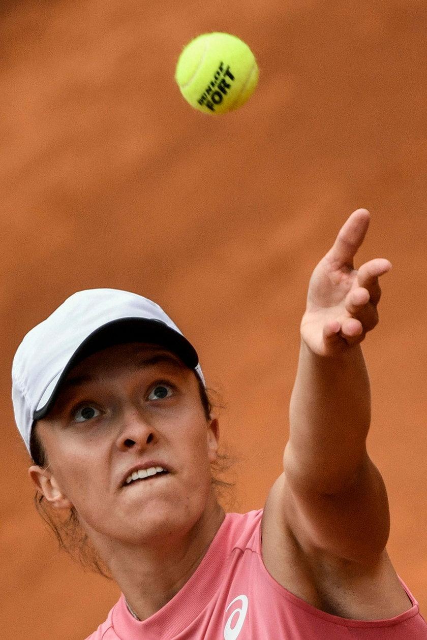 Świątek w pierwszej rundzie French Open zmierzy się ze słoweńską tenisistką Kają Juvan (21 l.).