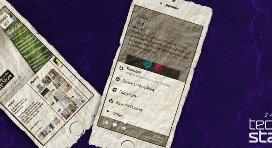 Facebook Paper im Hands-on: Social-Zeitschrift fürs iPhone