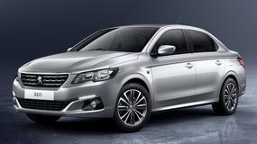 Odmieniony lew - nowy Peugeot 301