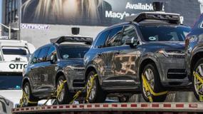 Samochody Ubera znikają z San Francisco