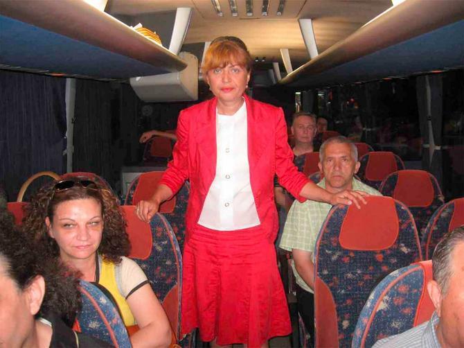 12. Renata Jakšić: Od Vranja do Beograda ima 2.500.000 km