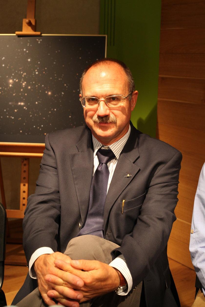 Polski satelita w kosmosie