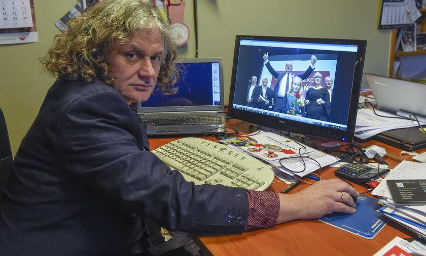 Prezydenta Gdańska wspomina fotografik Maciej Kosycarz