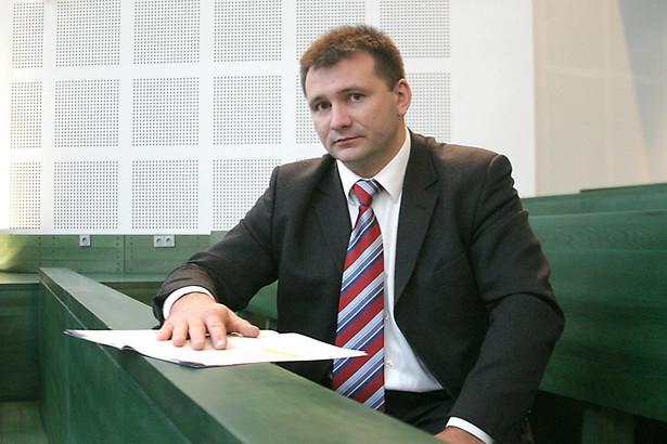 Waldemar Żurek, członek Krajowej Rady Sądownictwa