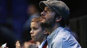 Synowie też nie zapomnieli o urodzinach Davida Beckhama