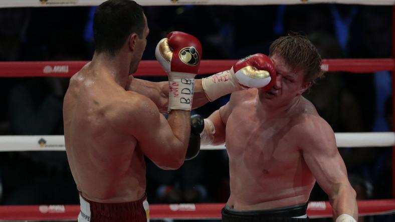 """Portal """"Champion"""" pisze, że od miesiąca rosyjskie media informowały o tym, że Aleksandr Powietkin ma szansę na pokonanie Wołodymyra Kliczki."""