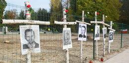 Płużański: Zamordowanych nie żegnały rodziny
