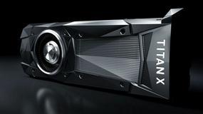 Nowy Titan X zaprezentowany przez Nvidię
