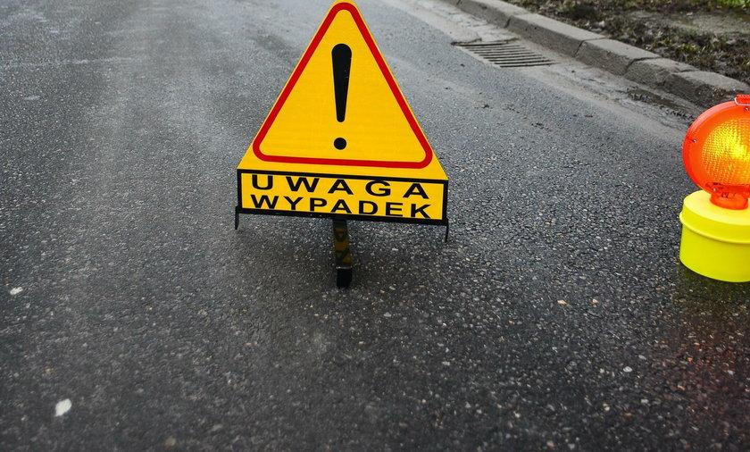 Karambol na DK 17 Warszawa-Lublin. 31 osób rannych