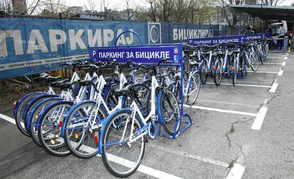 Ove godine se raspisuje tender za 120 javnih bicikala