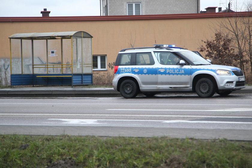 Tragiczny wypadek w Kobyłce