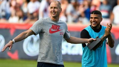 Berhalter leans on US-based squad for Gold Cup