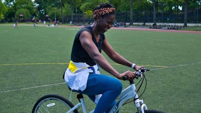 'I Didn't Learn How To Ride A Bike Until I Was 32, And Now I Can't Stop'