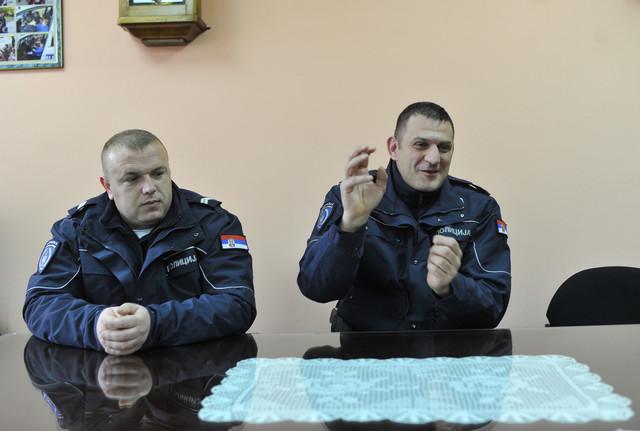 Pomogli: Saša Tomić i Danilo Backović
