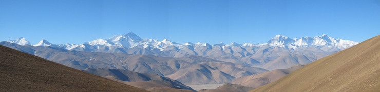 Mont Everest Public domain