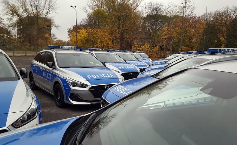 Radiowozy Hyundai i30 Wagon