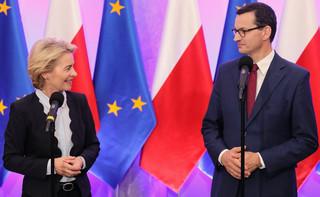 Dworczyk: Partnerstwo i dialog - to styl działania nowej szefowej KE