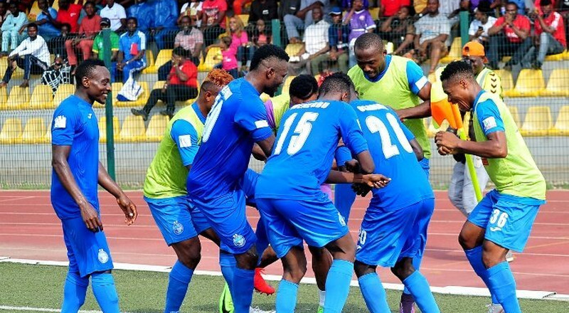 Enyimba, Lobi Stars get wins on the first day of 2019 NPFL playoffs