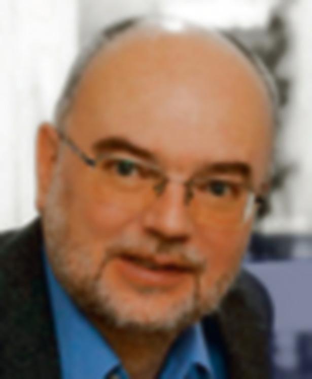 Jacek Ramotowski, dziennikarz Obserwatora Finansowego