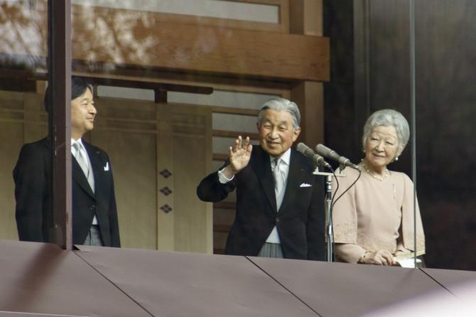 Japanska carica Mičiko i car Akihito