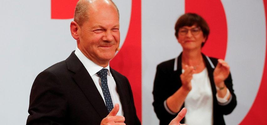 Oficjalne wyniki wyborów w Niemczech. Wygrała SPD