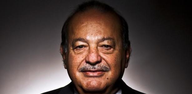1. Carlos Slim - 74 mld dolarów.