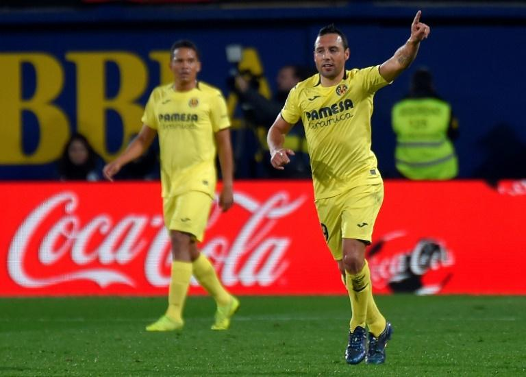 Santi Cazorla scored a brace for Villareal in the 2-2 draw against Real Madrid